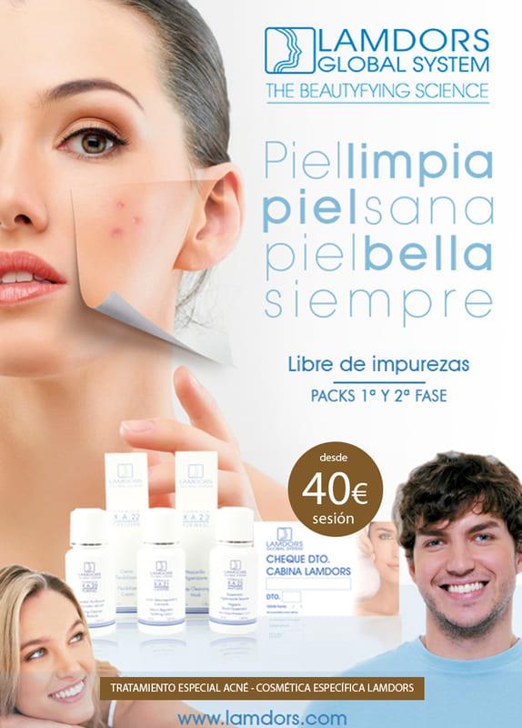 Lamdors acne