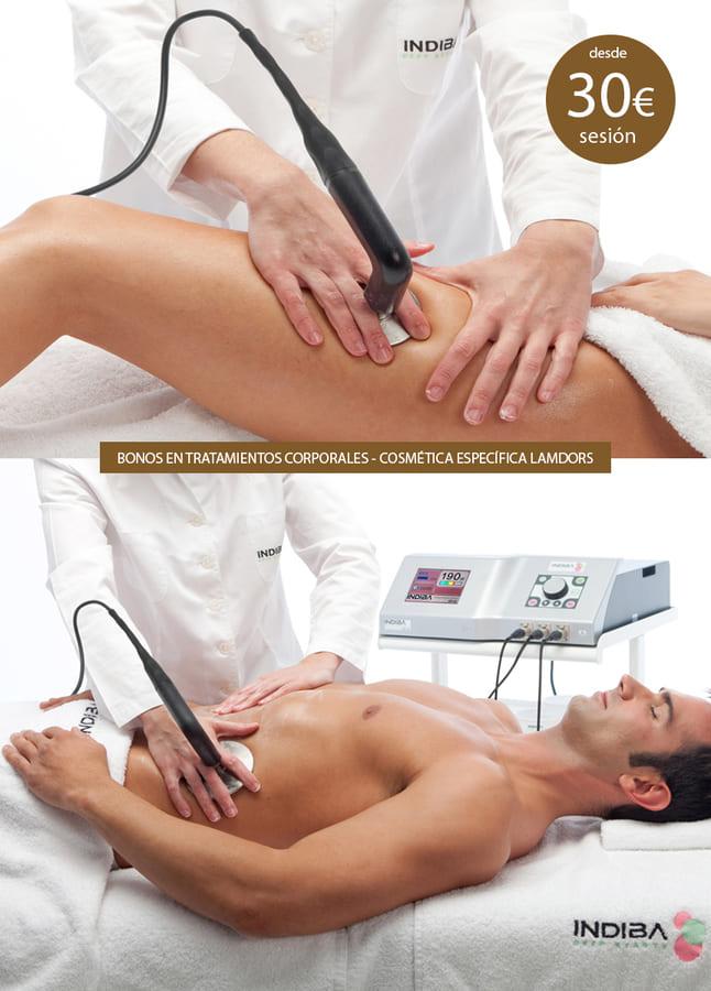 Promo tratamientos corporales